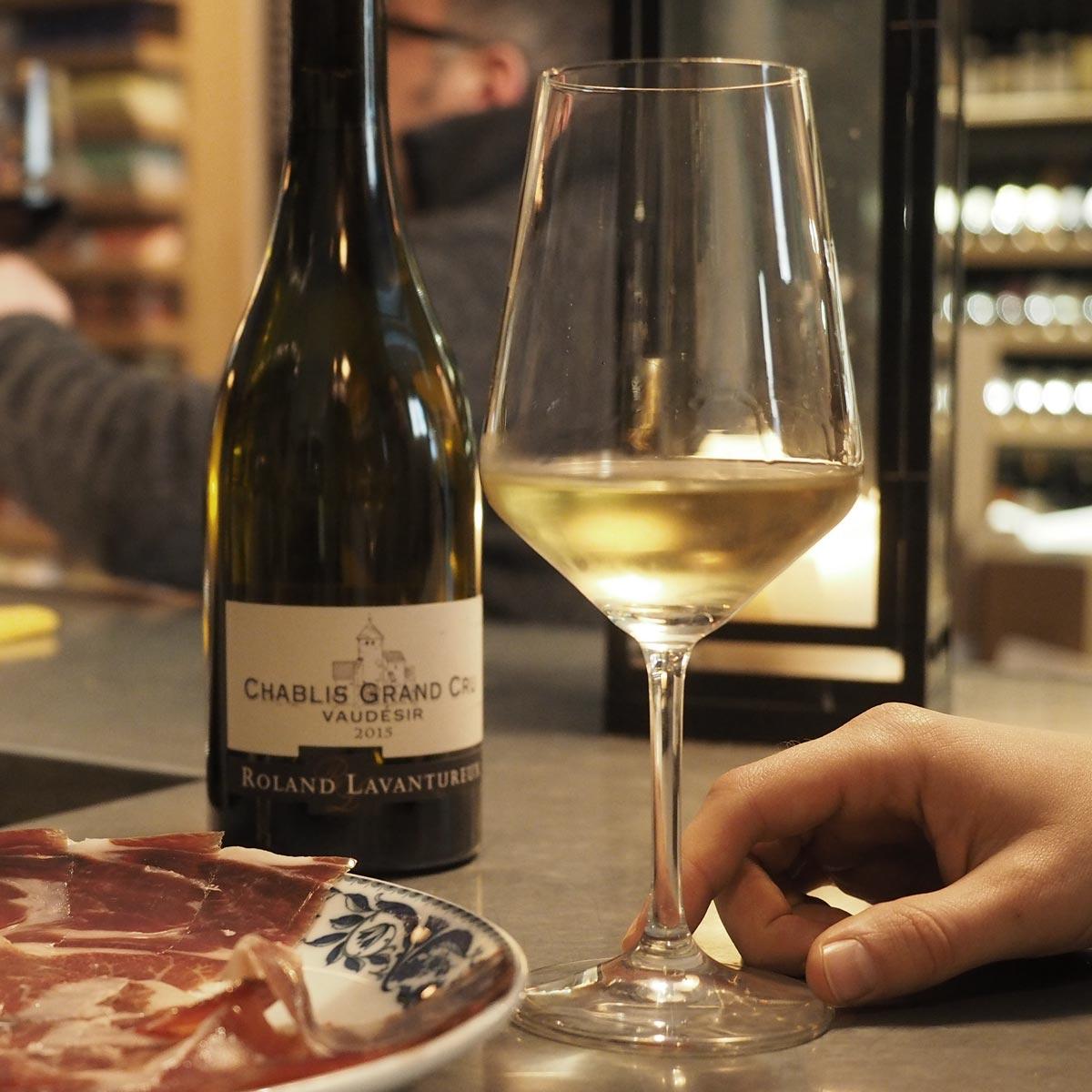 Enoteca al Risanamento vini bianchi