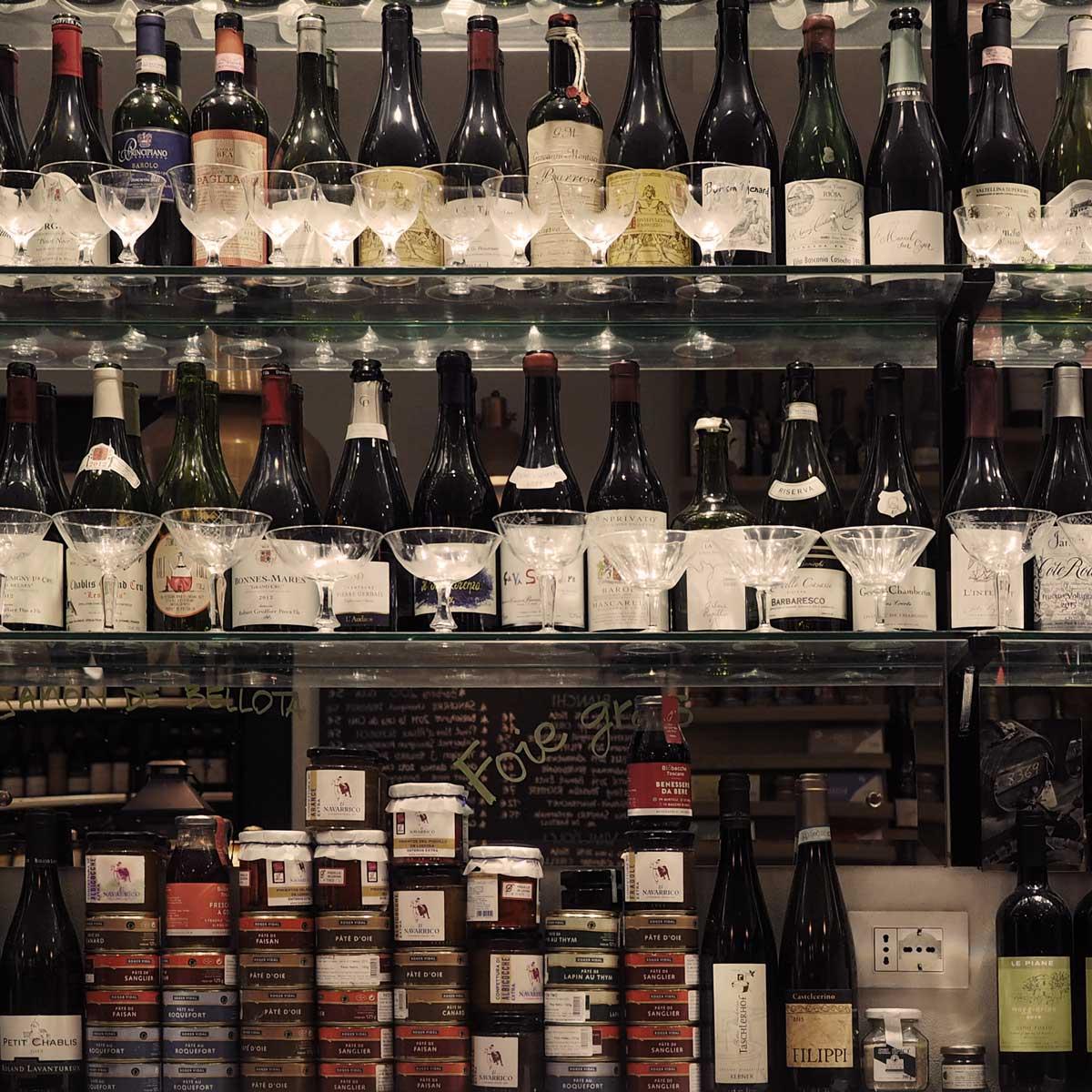 Enoteca al Risanamento catalogo vini