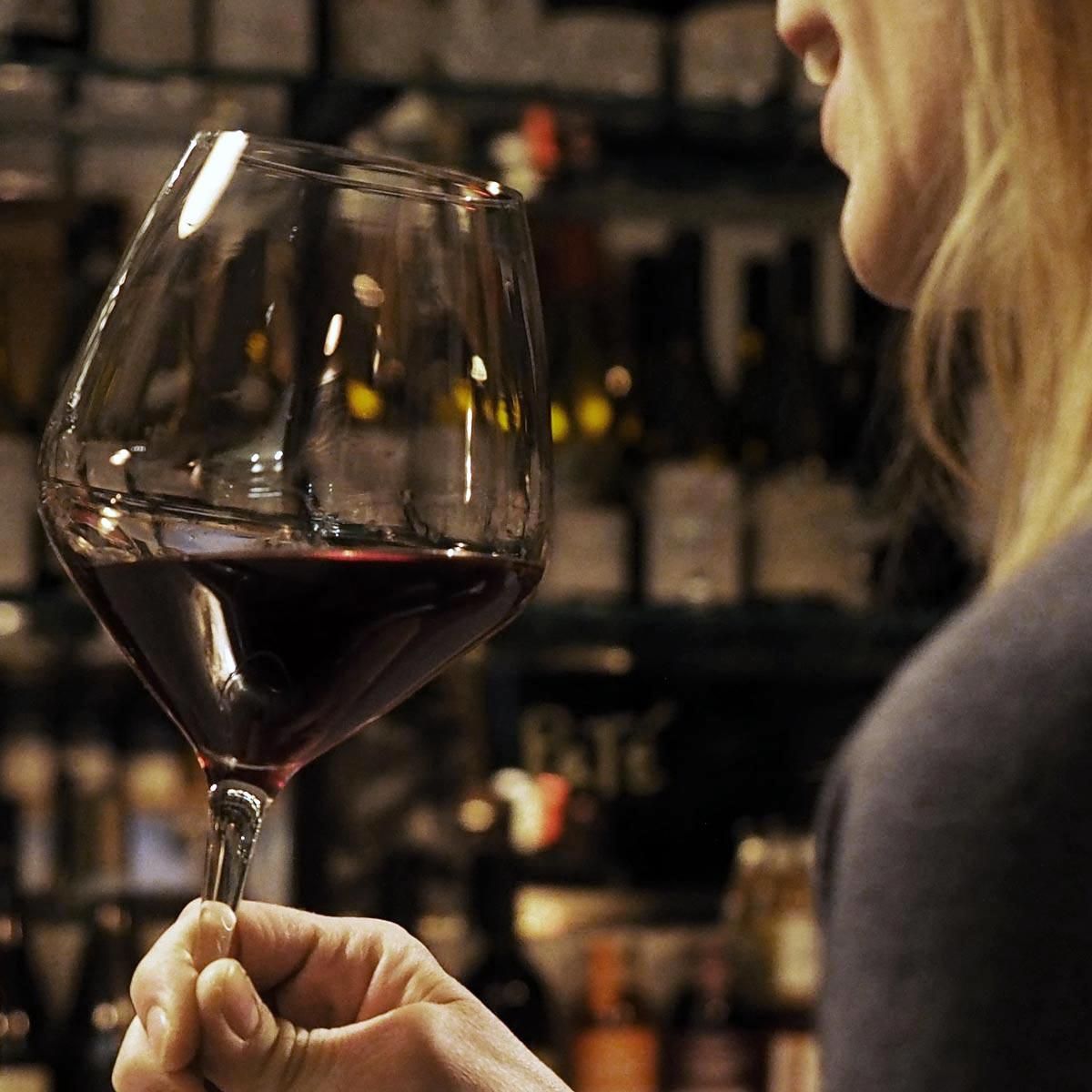 Enoteca al Risanamento vini rossi