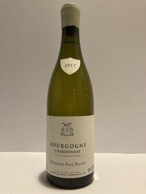 Bourgogne Blanc 2017 Domaine Paul Pillot