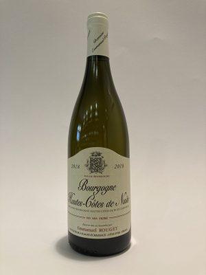Vino bianco fermo francese Bourgogne Hautes-Côtes de Nuits Blanc 2018 Emmanuel Rouget