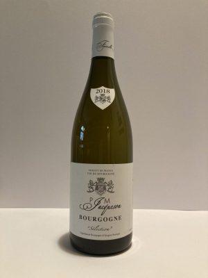 """Bourgogne """"Sélection"""" 2018 Paul et M. Jacqueson"""