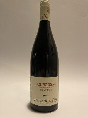 Bourgogne pinot noir Felettig 2017