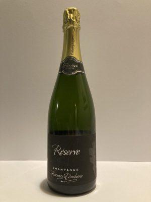 Champagne reserve florence duchene