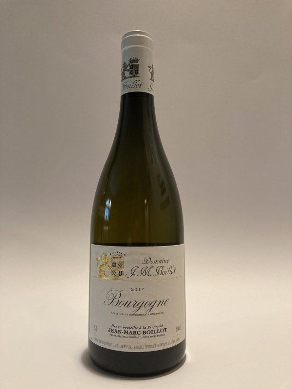 Jean-Marc Boillot Bourgogne blanc 2017