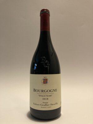 Robert Groffier Bourgogne Pinot Noir 2018