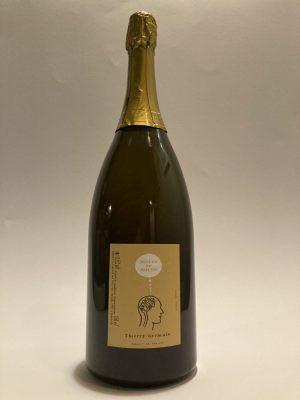 Vino bianco francese spumante Saumur Bulles de Roche MAGNUM Thierry Germain Domaine des Roches Neuves