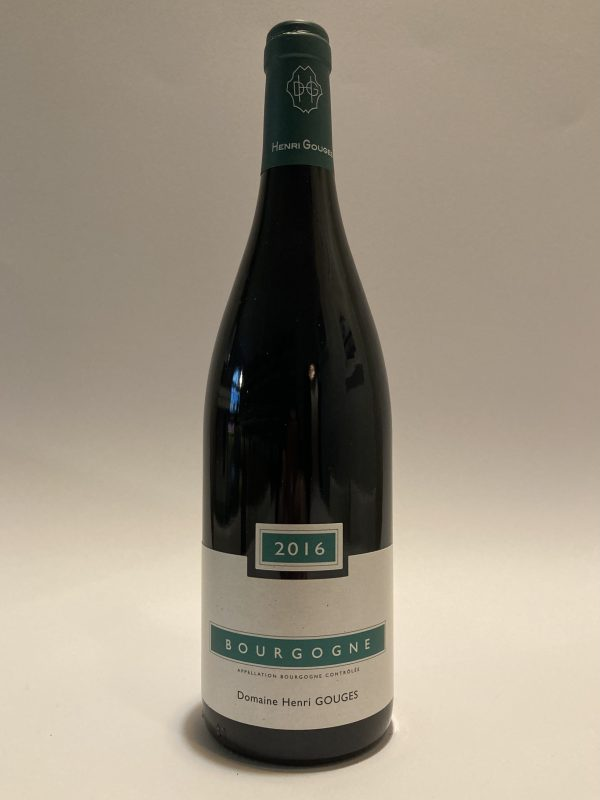 Bourgogne Henri Gouges 2016