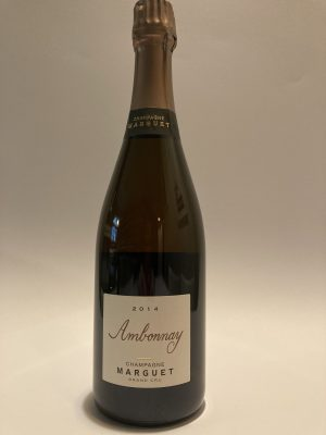 Champagne Ambonnay Rosè Marguet 2014