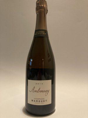 Champagne Ambonnay Rosè Marguet 2014