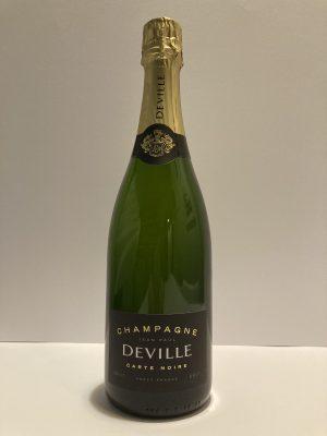 Champagne Brut Carte Noir Jean Paul Deville