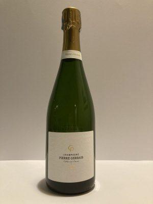Champagne Grains de Celles Extra Brut pierre gerbais