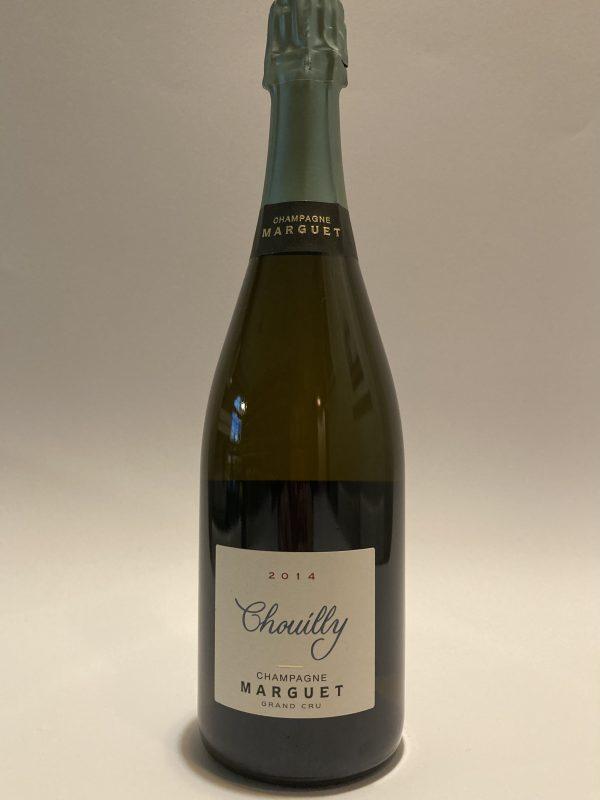 Champagne Grand Cru Chouilly Marguet