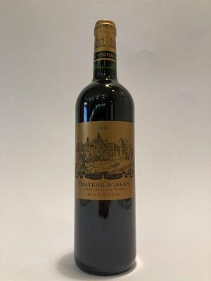 Vino rosso fermo francese Bordeaux Margaux 3ème Cru Classé 2016 Château d'Issan
