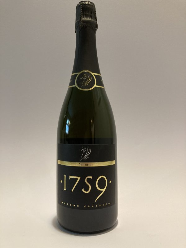 Metodo Classico Rosè Extra Brut 1759 Valturio