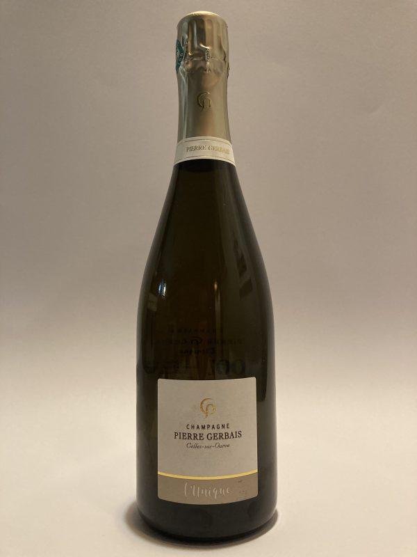 """Pierre Gerbais Champagne """"L'Unique"""" Pas Dosè"""