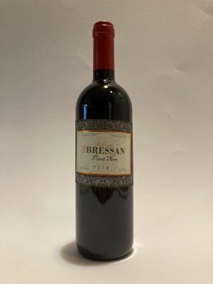 Vino rosso friulano Pinot Nero 2014 Bressan