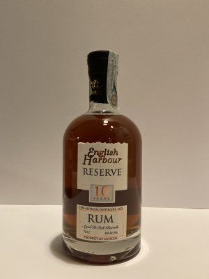 Rum english harbour reserve