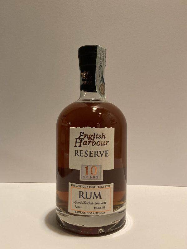 Rum english harbour reserve