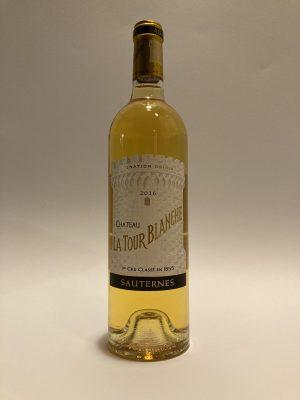 Sauternes 1er Cru Classe Chateau La Tour Blanche