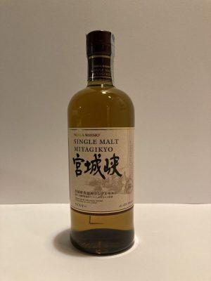 Single Malt -Miyagikyo Nikka whisky