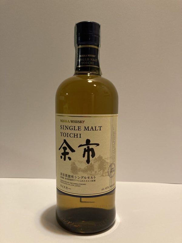 Single Malt -Yoichi Nikka Whisky