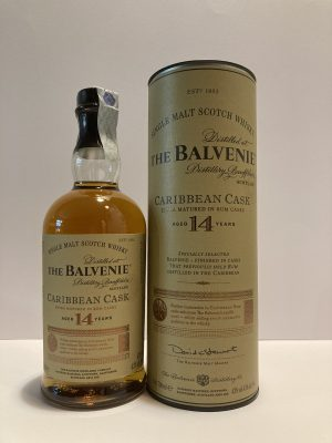 The Balvenie Carribean Cask 14 years