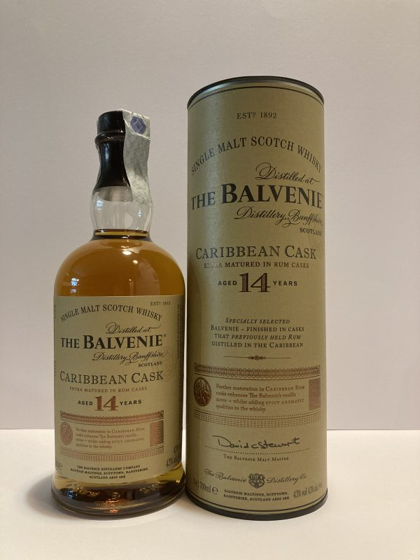 The Balvenie Carribean Cask 14 years