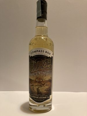 The Peat Monster Compass Box
