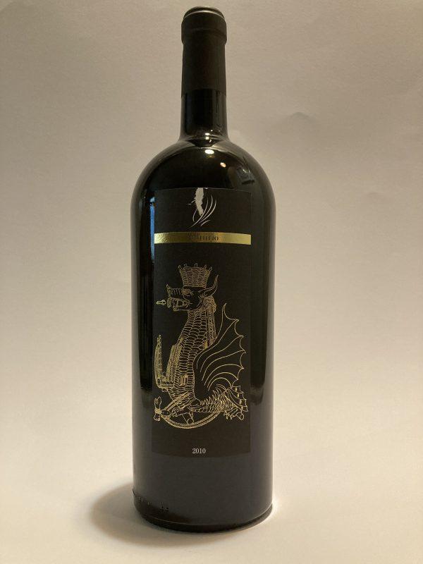 Vino rosso fermo italiano Valturio 2010 MAGNUM Valturio