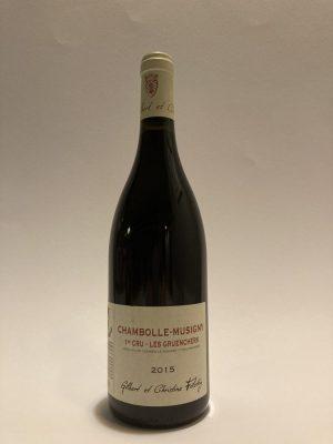 "felettig Chambolle-Musigny 1er Cru ""Les Gruenchers"" 2015"