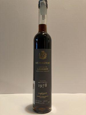 Armagnac 1978 leberon