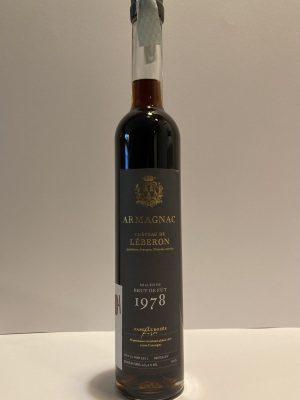 Armagnac Leberon 1978
