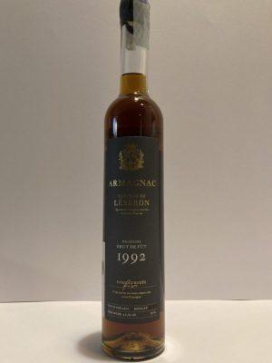 Armagnac leberon 1992