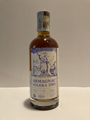 Armagnac solera 2001 Leberon
