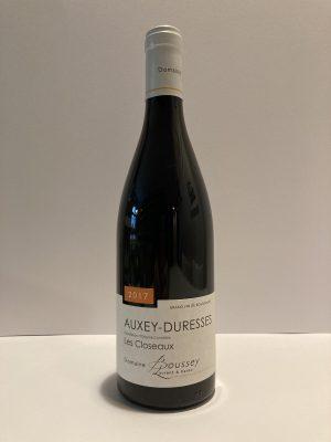 """auxey-Duresses """"Les Closeaux"""" Boussey"""