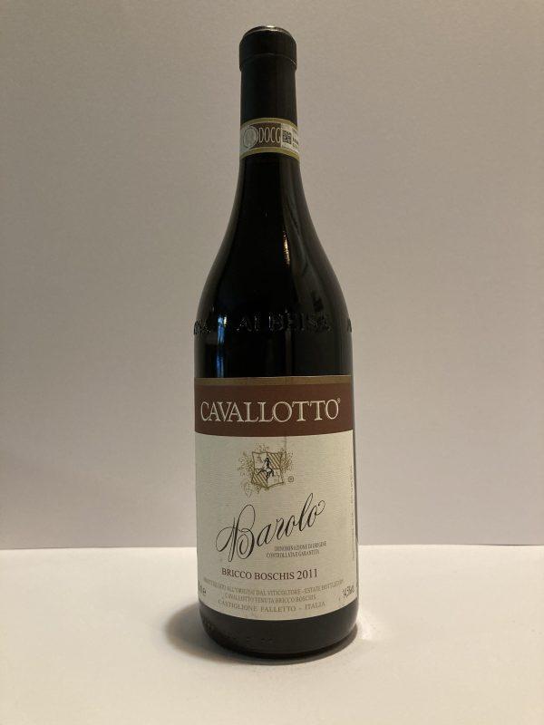 Barolo bricco Boschis Cavallotto