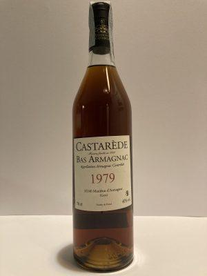 Bas Armagnac 1979 castarede