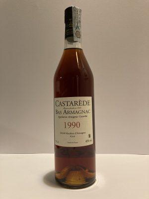Bas Armagnac 1990 castarede