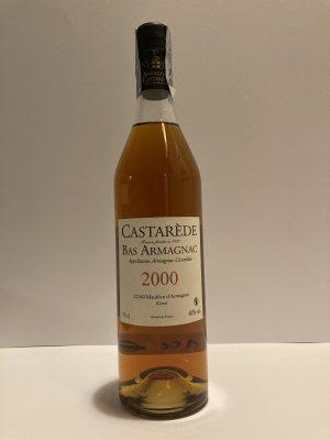 Bas Armagnac 2000 castarede