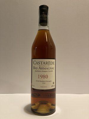 Bas Armagnac 1980 castarede