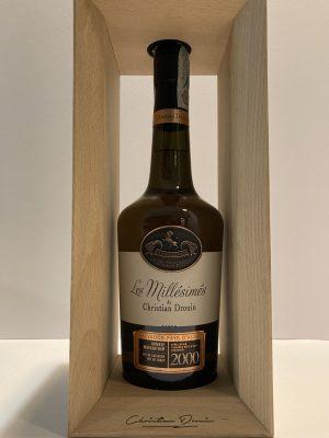 Calvados Millesime 2000 Pays D'Auge 25 Ans Tokay Cask Christian Drouin