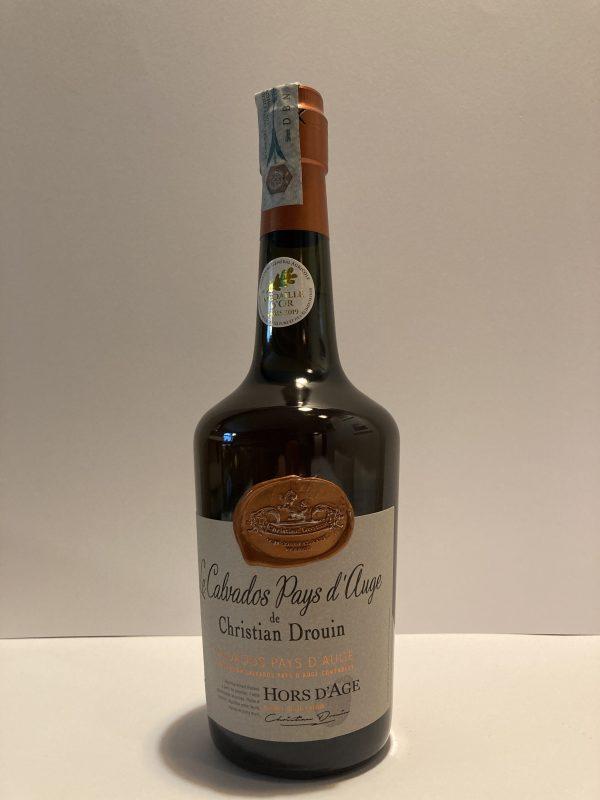Calvados Pays D'Auge Hors D'Age Christian Drouin