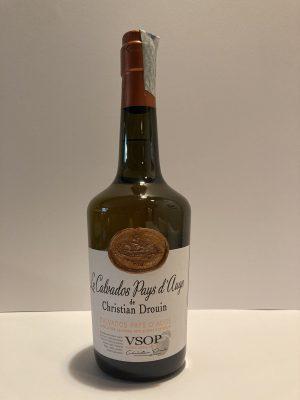Calvados Pays D'Auge VSOP Christian Drouin