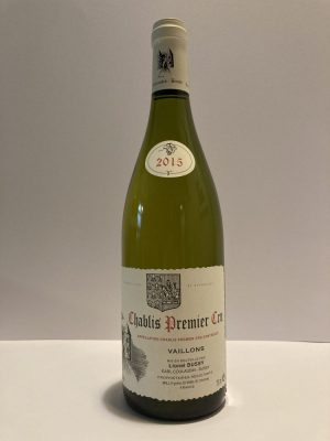 Chablis premier cru Vaillons Coulaudin-bussy 2015