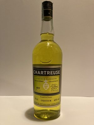 Chartreuse giallo