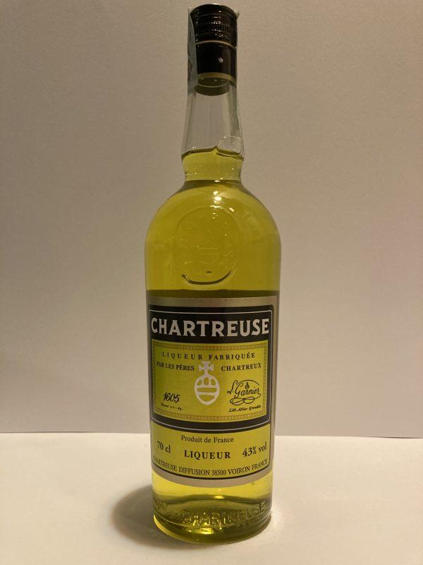 Chartreuse giallo