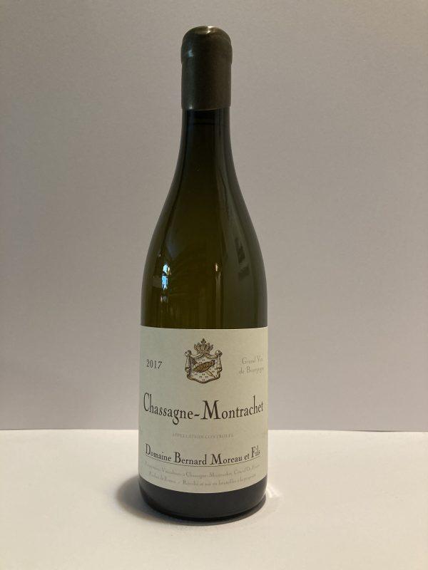 Chassagne-Montrachet 2017 Bernard Moreau