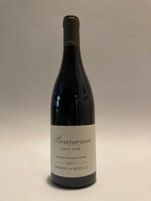 Domaine de Montille Bourgogne Pinot Noir 2016
