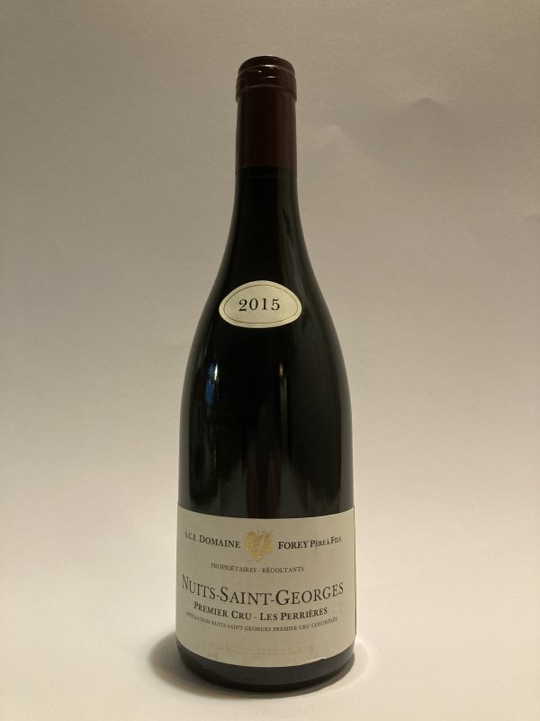 Forey Nuits-saint-georges Les Perrieres 2015